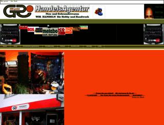 gri-point.de screenshot