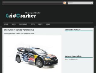 gridcrasher.com screenshot