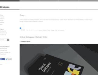 gridness.net screenshot