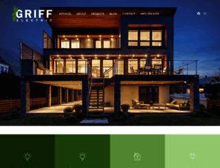 griffelectric.com screenshot