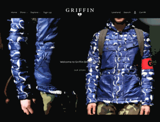 griffin-studio.com screenshot