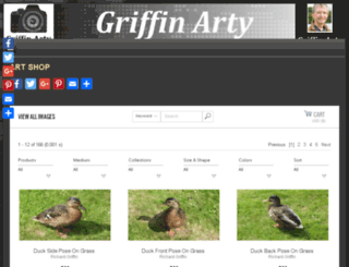 griffininternetmarketing.com screenshot