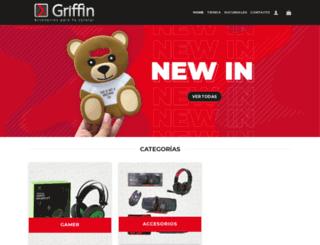 griffinonline.com.ar screenshot