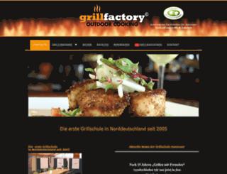 grillfactory.net screenshot