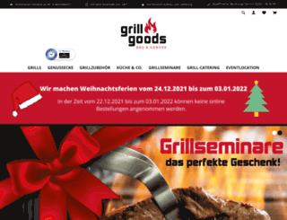 grillgoods.de screenshot