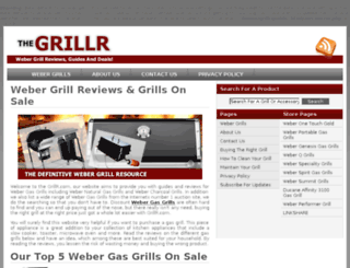 grillr.com screenshot