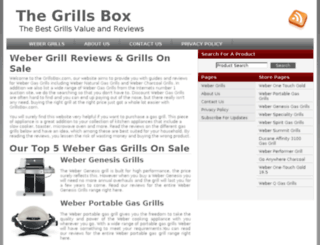 grillsbox.com screenshot