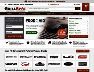 grillspot.ca screenshot
