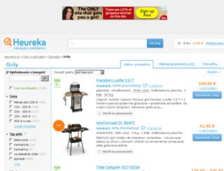 grily.heureka.sk screenshot