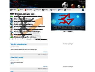 grimbets.com screenshot