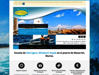 grimpola.com screenshot