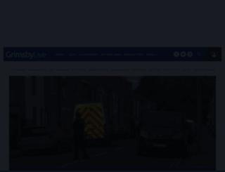 grimsbytelegraph.co.uk screenshot