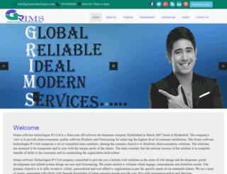grimstechnologies.com screenshot
