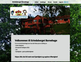 grindaberget.no screenshot