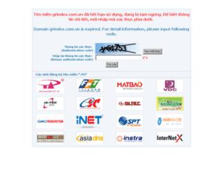 grindex.com.vn screenshot