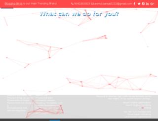 gripcyber.com screenshot