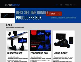 gripgear.com screenshot