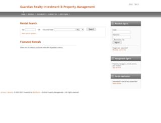 griplv.managebuilding.com screenshot