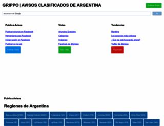 grippo.com.ar screenshot