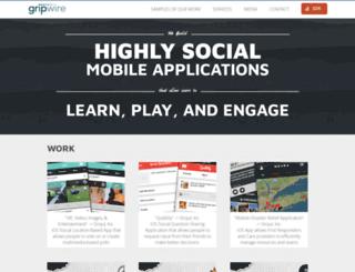 gripwire.com screenshot