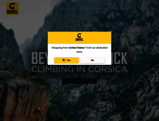 grivel.com screenshot