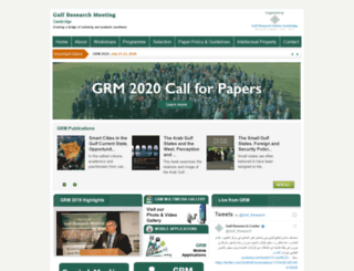 grm.grc.net screenshot