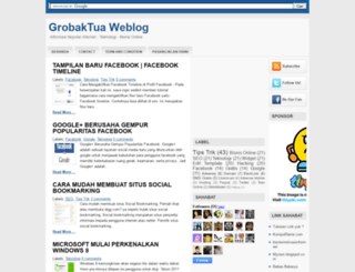 grobaktua.blogspot.com screenshot