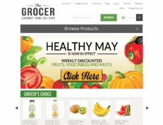 grocer.com.hk screenshot
