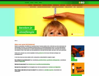 groei-wijzer.nl screenshot
