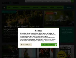 groei.nl screenshot