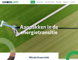 groenlicht.nl screenshot