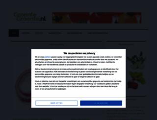 groentegroente.nl screenshot