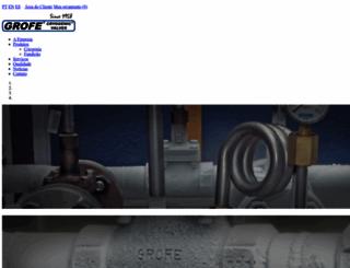 grofe.com.br screenshot