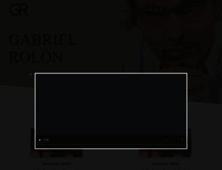 grolon.com.ar screenshot