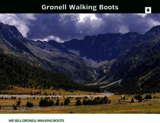 gronell.co.uk screenshot