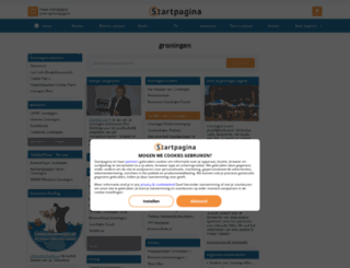 groningen.pagina.nl screenshot
