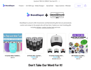 groomstand.com screenshot