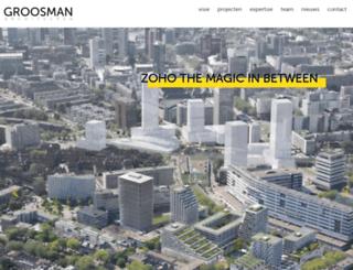groosman.com screenshot