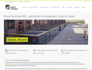 grootlemmer.com screenshot