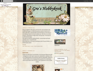 groshobbykrok.blogspot.com screenshot