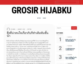 grosirhijabku.com screenshot