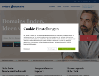 grosshandel-wedekind.de screenshot