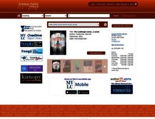groton.mvlc.org screenshot