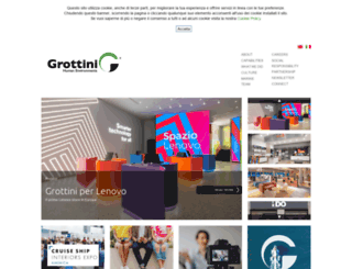 grottini.com screenshot