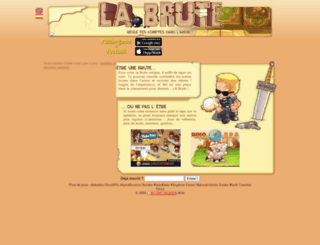 grottoni.labrute.fr screenshot