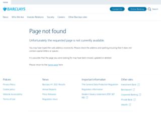 group.barclays.com screenshot