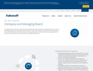 group.fabasoft.com screenshot