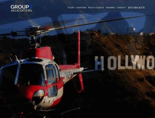 group3aviation.com screenshot