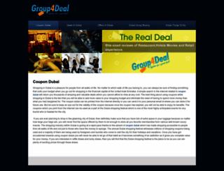 group4deal.weebly.com screenshot