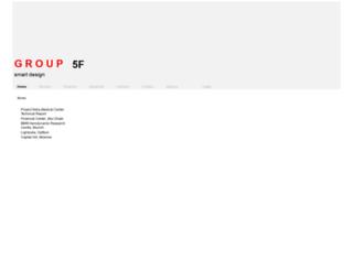 group5f.com screenshot